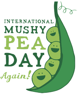 International Mushy Pea Day 2019 logo